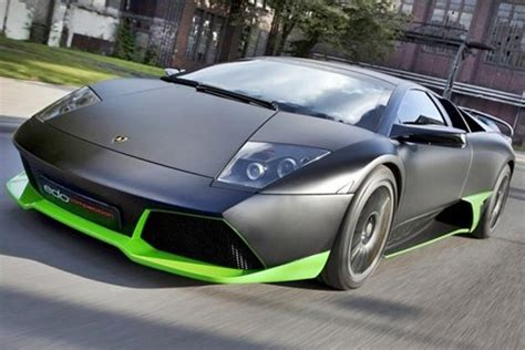 What Is Faster Or Lamborghini 2011 Edo Competition Lamborghini Murcielago Lp750 Specs