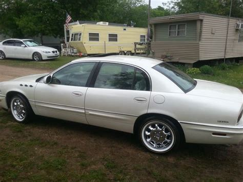 white buick park avenue purchase used pearl white buick park avenue in sauk city