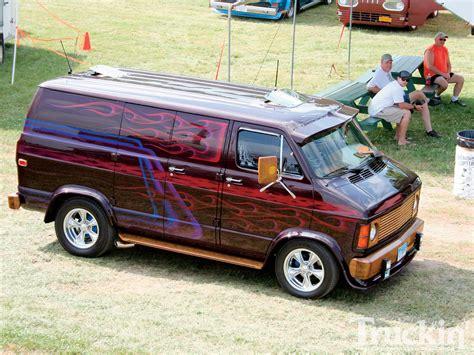 mini cer van custom vans chevy van truckin magazine autos weblog