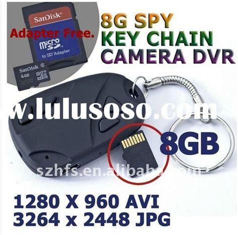 New Key Chain Camcorder 720x480 30fps Car Key 4gb Car Key 4gb Manufacturers In