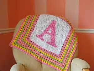 Personalized Wedding Blankets Crochet Graph Pattern Making Tutorial A Handmade Year