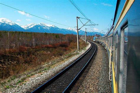 moscow to beijing on the trans siberian travel nation