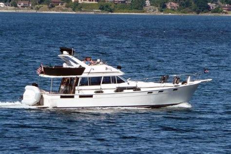 boats for sale kitsap county 1987 bayliner 3870 motoryacht kitsap county by appt