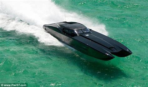 speed boat engine sound a boat fit for batman superboat built using chevrolet