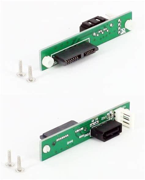 Dvd Rw Laptop Sata Ukuran Standard 12mm slimsata cd dvd to sata adapter adapter