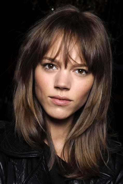 hi light fringe hairstyles how to best 25 wispy bangs ideas on pinterest