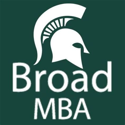 Hton 5 Year Mba Curriculum by Msu Mba Program Msu Mba