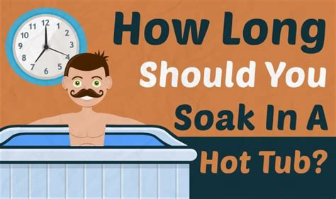 how should you soak in a tub