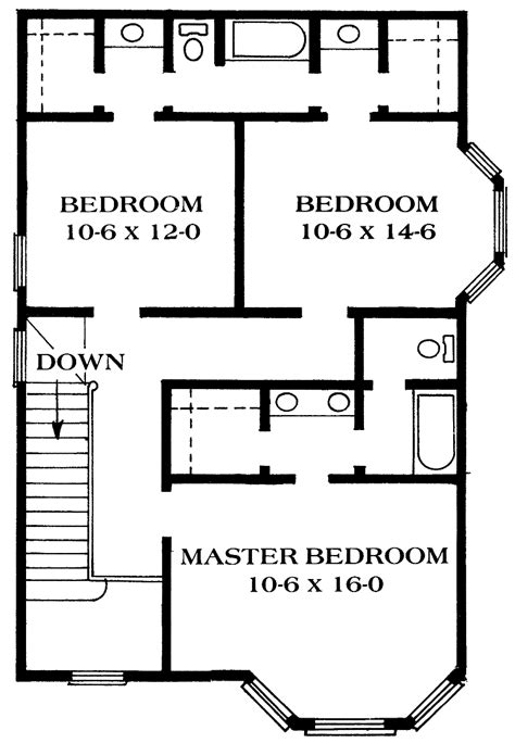 Jack And Jill Bathroom And Master Bath Layout Dream Home Pinterest