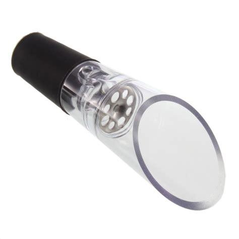 Wine Aerator Spout Pourer 1pc white wine aerator pour spout bottle stopper