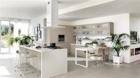 modern open kitchen design contemporary kitchens for large and small spaces