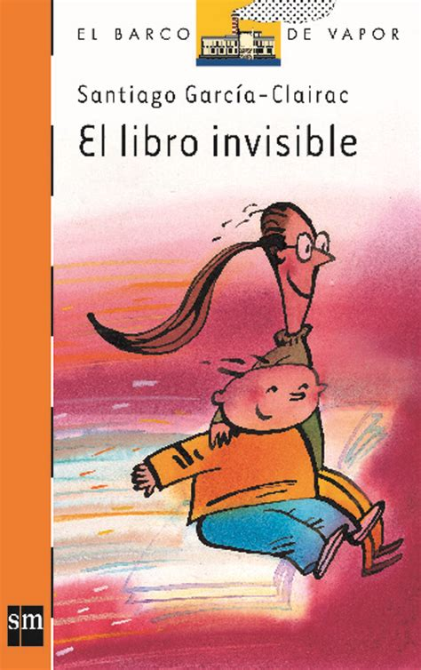 libro invisible el libro invisible ebook epub literatura infantil y juvenil sm
