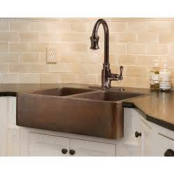 Copper Kitchen Sinks Legacy Signature Farmhouse Apron Bowl Copper Kitchen Sink S Restorers 174