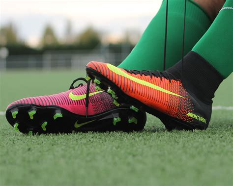 imagenes nike mercurial superfly nike mercurial superfly v spark brilliance pack review