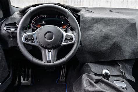 Bmw 3 Series 2019 Interior by 2019 Bmw 3 Series Prototype Interior Forcegt