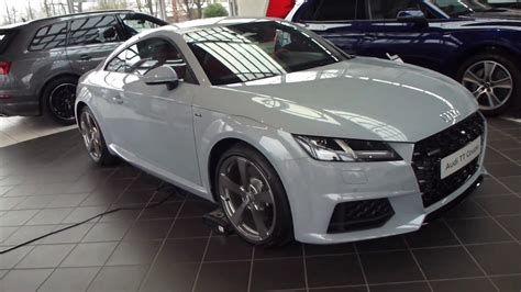 audi tt coupe tt  years edition exterior