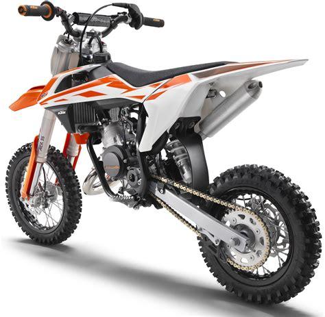 first motocross first look 2017 ktm minicycles 50sx 50sx mini 65sx 85sx
