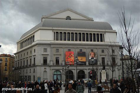 imagenes teatro real madrid jornada de puertas abiertas en el teatro real los d 237 as 11
