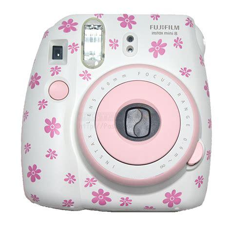 Instax Mini 8 Pink instax mini 8 polaroid pink floral