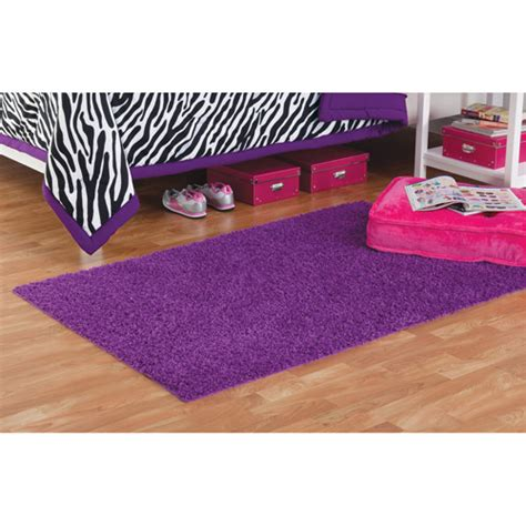 Your Zone Rugs by Your Zone Shag Rug Walmart