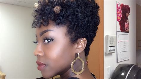 youtube crochet hairstyles on thinning hair twa crochet wig curlkalon hair youtube
