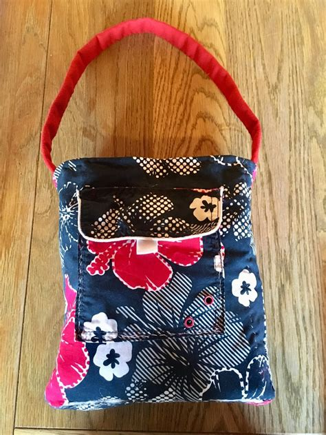 Handmade Arts And Crafts - arts and crafts handmade bag by sarahlouiseghost on