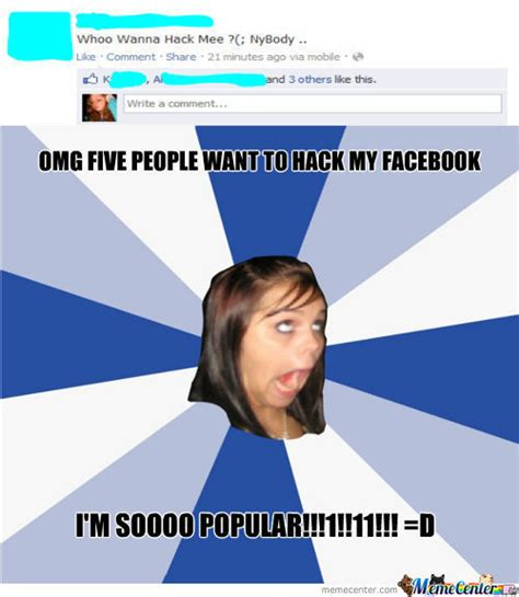annoyingfacebookgirl memes  collection  funny