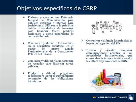 servicio de impuestos nacionales cultura tributaria 2 estrategia de comunicaci 243 n comunicaci 243 n social y