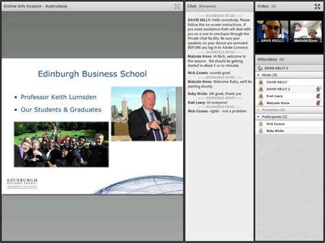 Edinburgh Business School Mba by Mba Programme Webinar Edinburgh Business School