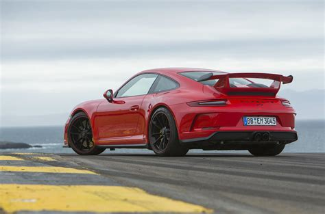 Porsche 911 Carrera Gt3 by Porsche 911 Gt3 Review 2017 Autocar