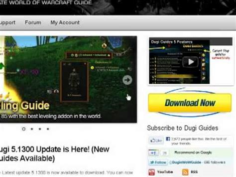 download free wow leveling guides dugi guides dugi s guide free download ultimate wow guide dugi