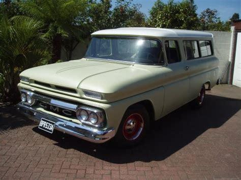 1963 gmc suburban 9 seater 4 sale