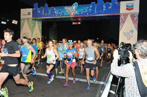Chevron Houston Marathon by Chevron Houston Marathon