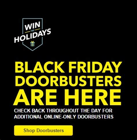 best buy black friday doorbusters live frugal fritzie