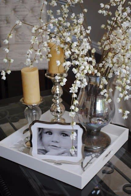 decorate  coffee table  grace  style