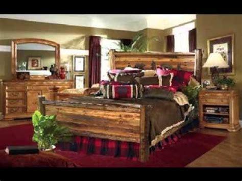 diy rustic bedroom furniture decorating ideas youtube