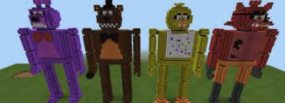 Fnaf build map for mcpe 0 10 5 minecraft pe maps mcpe maps