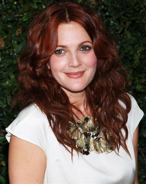 drew barrymore hair color how to get marsala as a hair color instyle