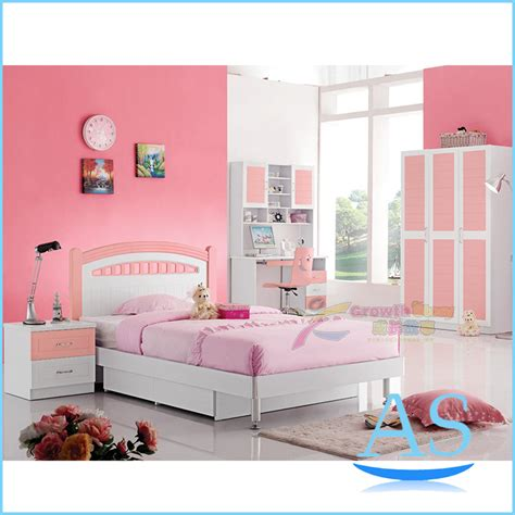 children bedroom set 2015 china modern lovely kids bedroom furniture girls