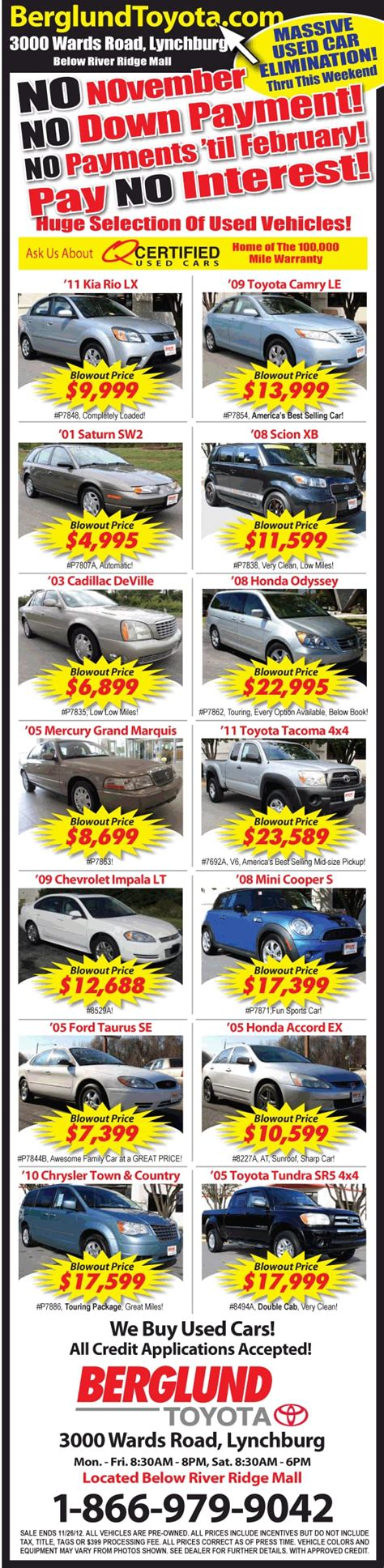 used car ads lynchburg news and advance used car ads advertisement