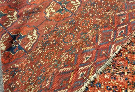 tekke rug a tekke wedding rug dyes and great wool some silk highlights decent pile
