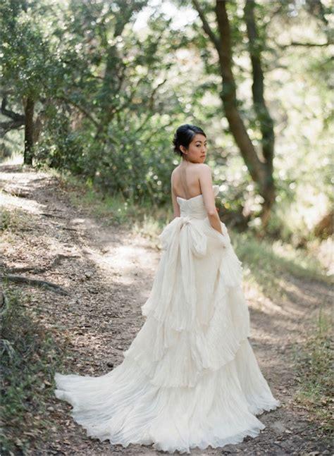 bridal chic wedding gowns eco chic wedding dress by lindee daniel