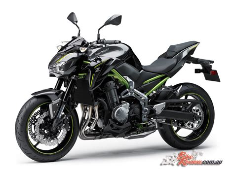 Kawasaki Z by All New 2017 Kawasaki Z900 Now Available Bike Review