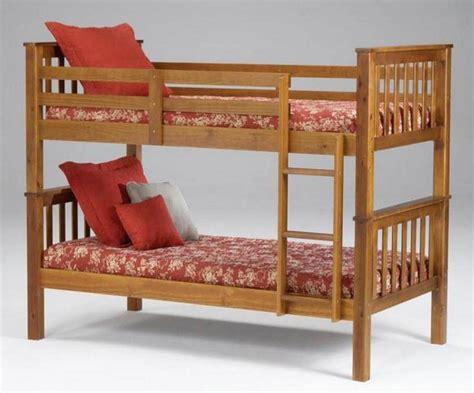 cherry bunk bed bernards brown cherry bunk bed bunk beds