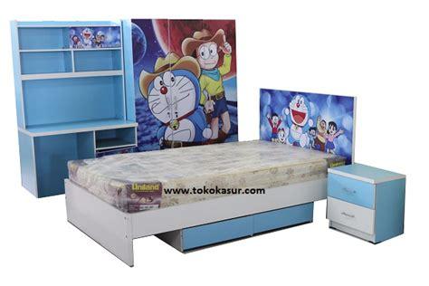 Meja Rias Doraemon kamar set anak kamar frozen kamar set hello