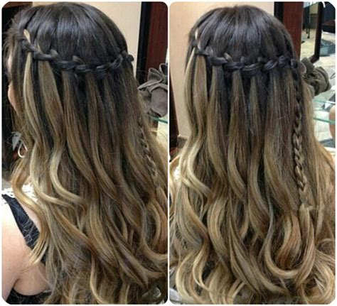 back to school hairstyles for straight hair top 9 ombre hairstyles for back to school vpfashion