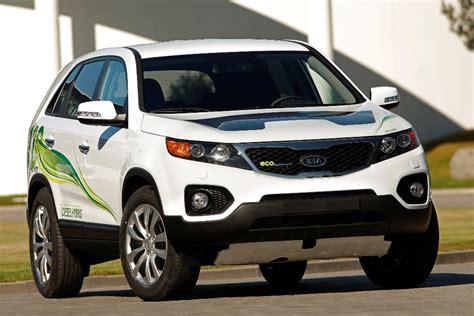 Kia Diesel Hybrid Kia Sorento Diesel Electric Hybrid Suv Kia News