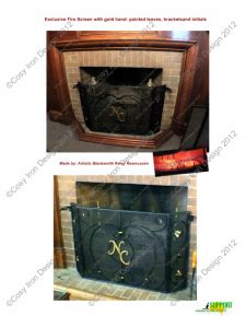 Fireplace Screens Nc by Grill Screen And Tolls Cosyiron Au