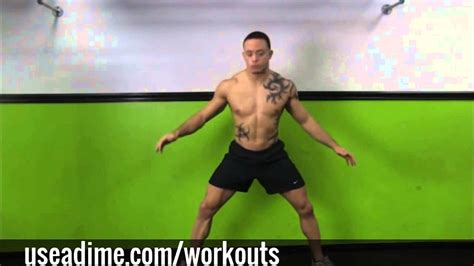 fast leg workout without weights easy workouts at home