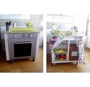 C&243mo Convertir Un Mueble En Una Cocinita De Juguete